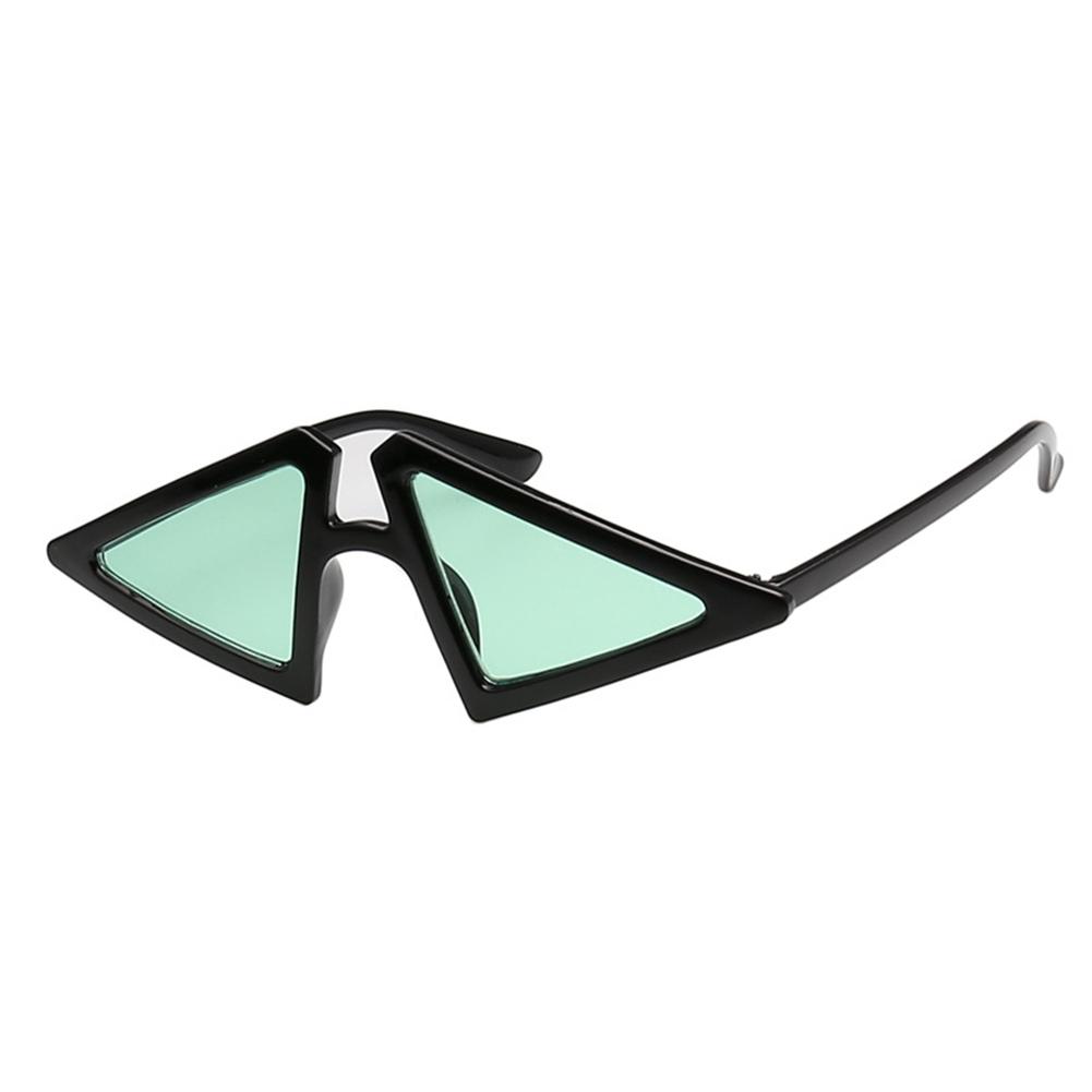Fashion Chic Retro Triangle Outdoor Sports UV400 Sunglasses