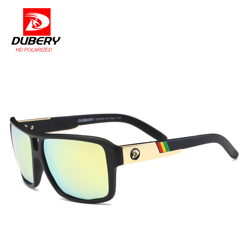 DUBERY UV400 Polarized Sunglasses - Color 5