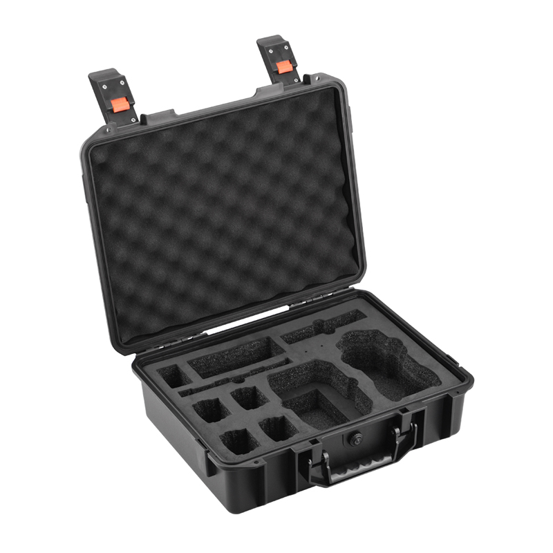 Hard Shell Storage Box Suitable For DJI Mavic Air 2 Drone Accessories black