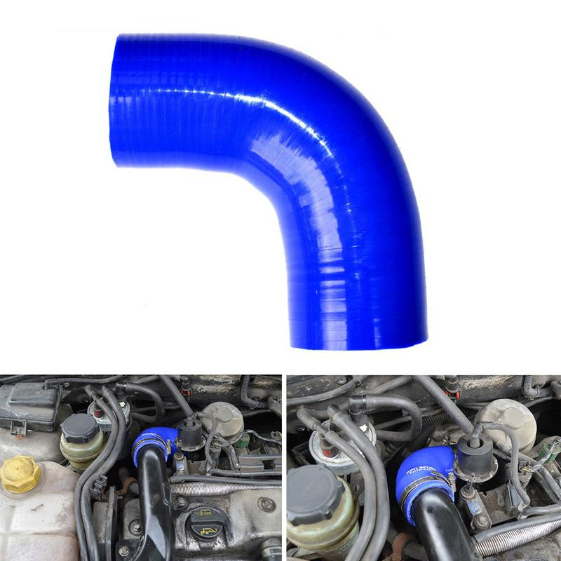 High Strength Intercooler Hose Diesel Booster Silicone Tube for Ford Focus 1.8 TDCi MK1