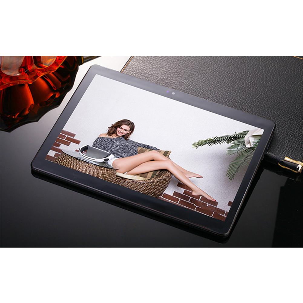 10 Inch Tablet Computer Ten Core High Definition GPS Navigation 4G Dual Card Full Netcom WIFI Black ten core 4G full Netcom game version_US Plug