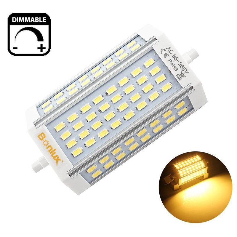 Super Bright LED Light 30W Equivalent to 200W Light Double End Floodlight Replacement Lamp