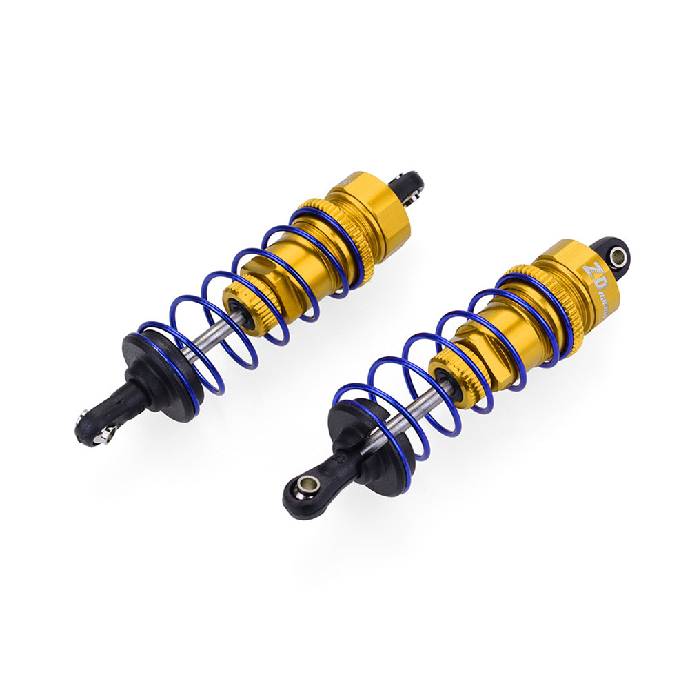 RC Alloy Shock Absorber Shock Observe for ZD Racing HSP Redcat Hongnor LRP HPI Hobao Buggy Truggy Truck gold