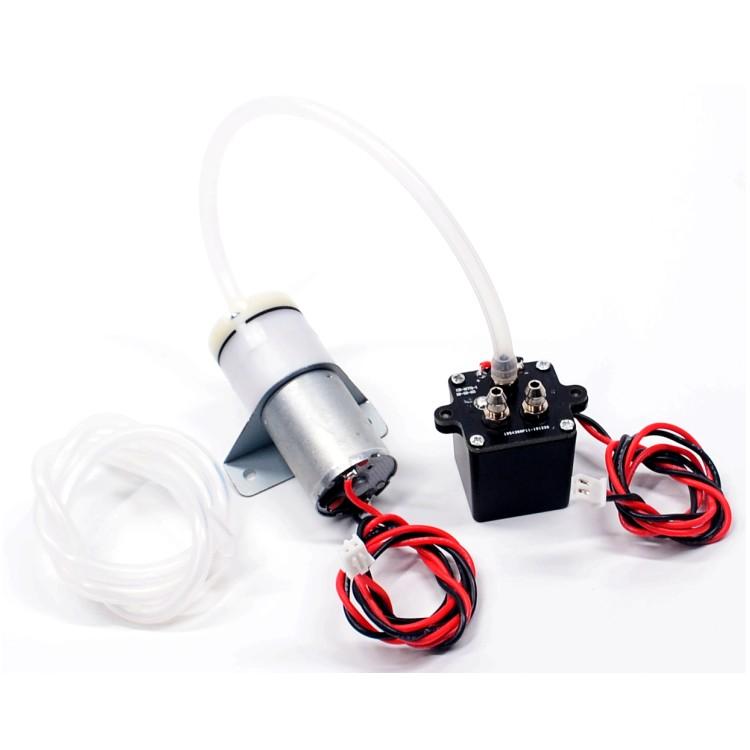 Full Metal Smoke Generator for 1/16 Henglong RC Tank Models 6V/7.4V/Universal HL Parts 6V