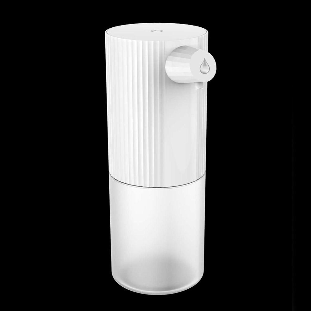 Smart Automatic Sensor Foam Liquid Soap Dispenser for Home Kids Hotel  white