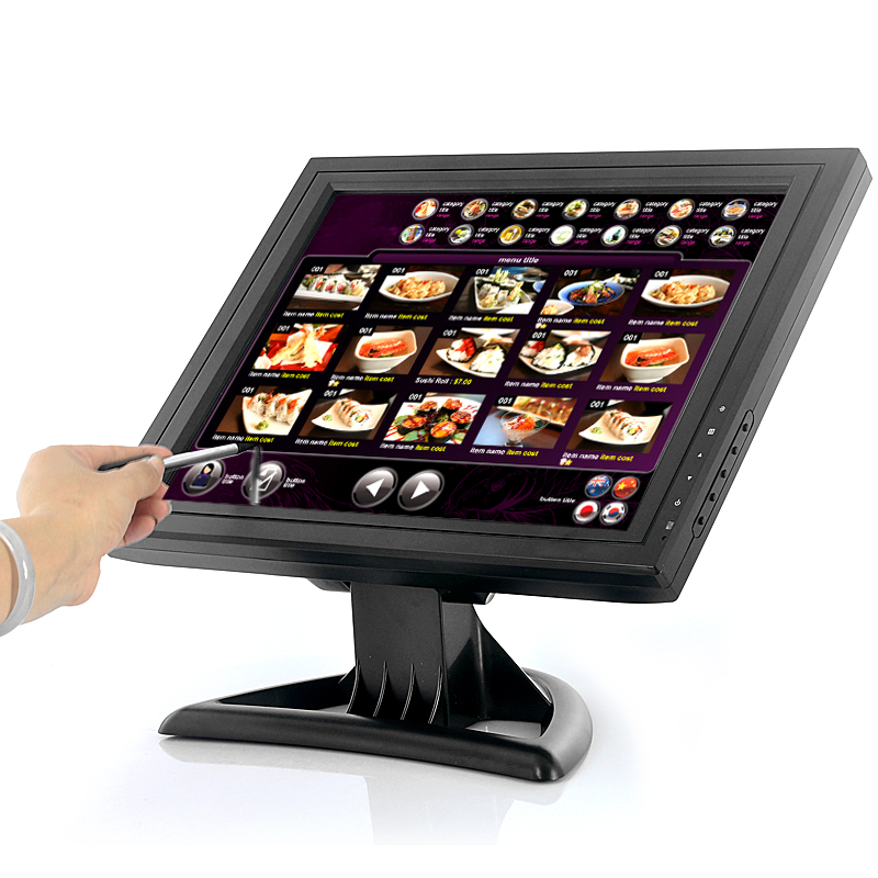 Wholesale Pc Touch Screen Monitor 15 Inch Pos Display