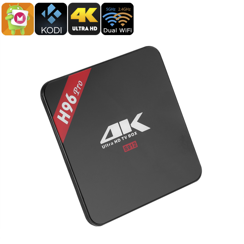 H96 Pro Android TV Box