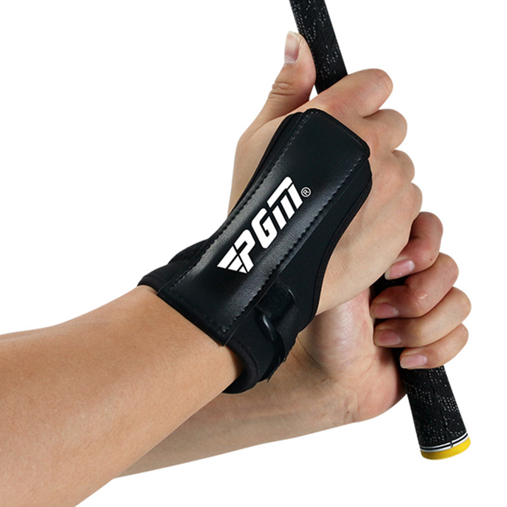 Practice Guide Golf Swing Trainer Beginner Alignment Golf Clubs Gesture Correct Wrist Training Aids Tools Wrist holder