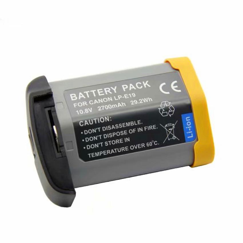 LP-E19 Full Decoded Battery for Canon LP-E4 LP-E4N LPE4N EOS 1DX MARK 2, 1DX , 1DS MARK 3,1D MARK 3,1D MARK 4 LP-E19