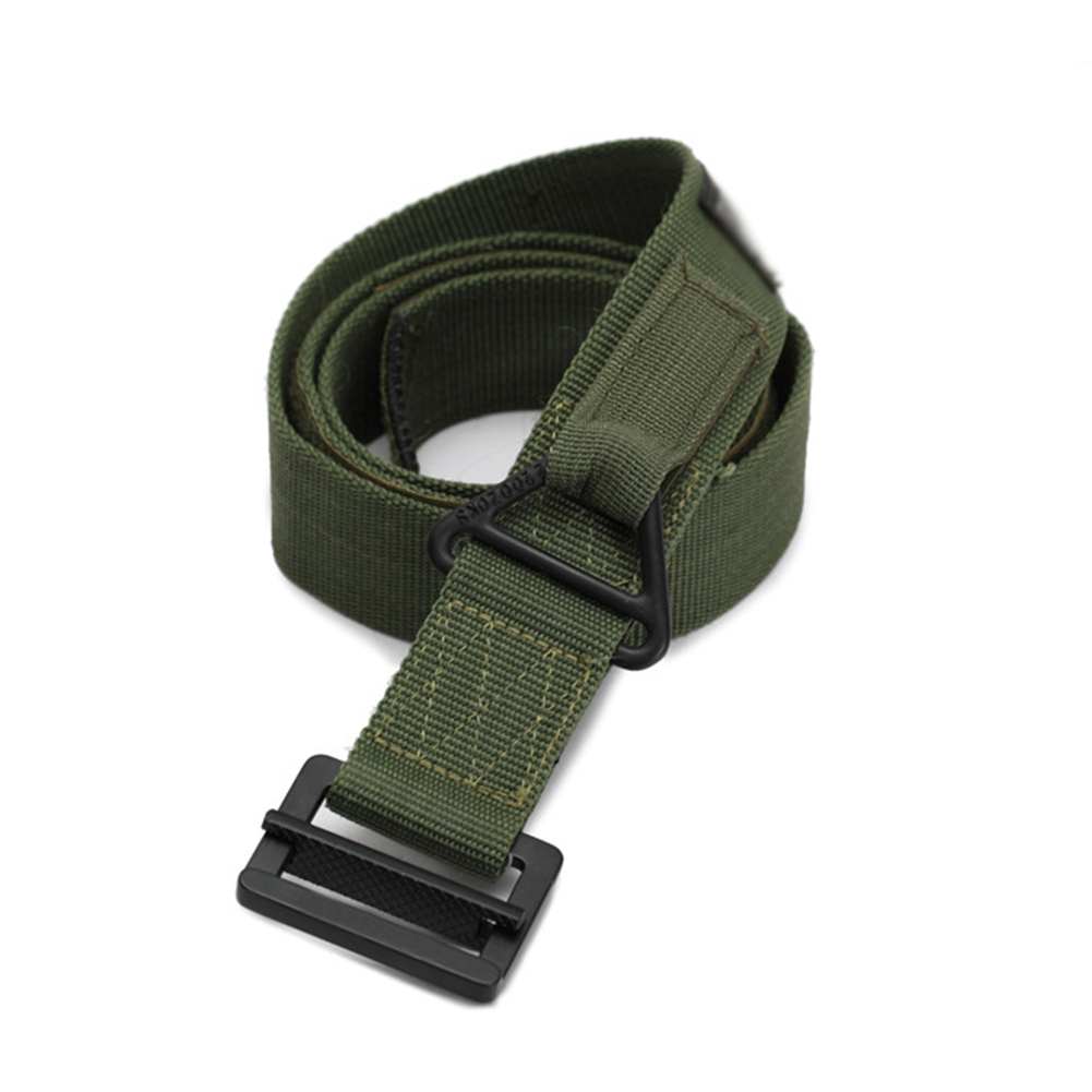 Men Women Sports Nylon Belt Outdoor Rescue Sagging Belt