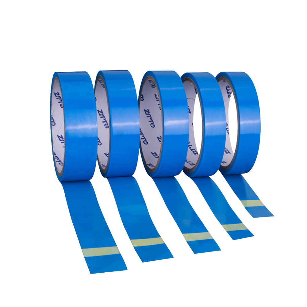 [Indonesia Direct] Bicycle Tubeless Rim Tape Tensilized Strapping Synthetic Rubber Adhesive tyre cushion 16MM