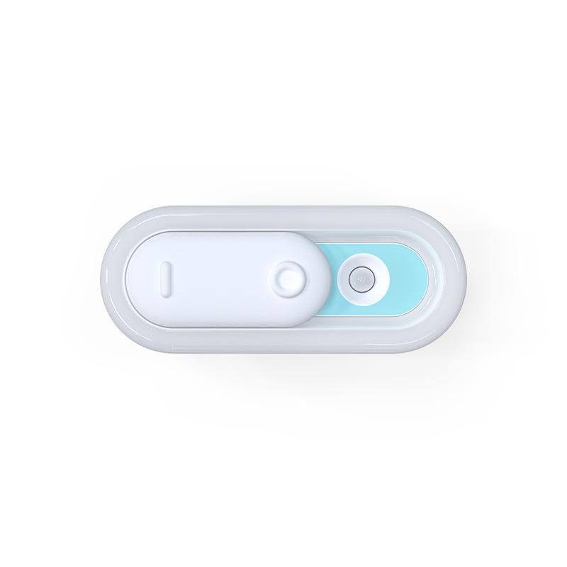 Led Night Light USB Charging Body Motion Sensor Induction Lamp for Corridor Cabinet Bedside Green