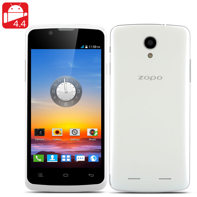 ZOPO ZP590 Phone (White)