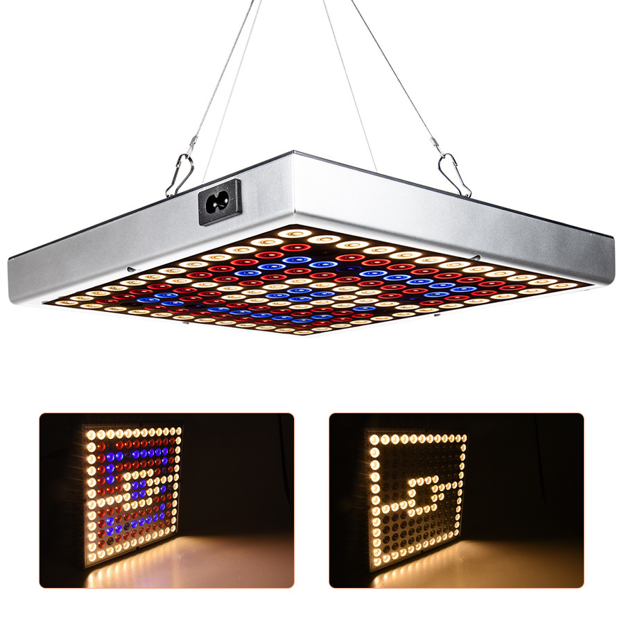 25W/45W Full Spectrum LED Grow Light Series Circuits Lamp for Greenhouse Indoor Plants