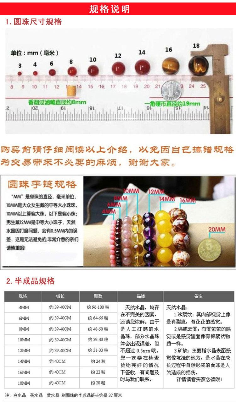 [EU Direct] 6mm Round Amazonite Stone Gemstone Beads Strand 15`jewelry making beads