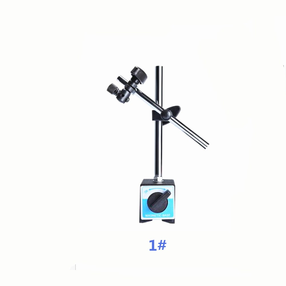 Universal Flexible Magnetic Base Holder Stand Tool for Dial Indicator 80kg
