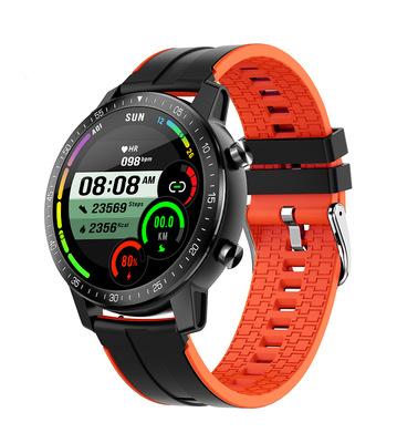 Unisex Smart  Watch S30 Sleep Activity Monitor Call Sms Alerts 360mah Smartwatch Sports Watch Orange
