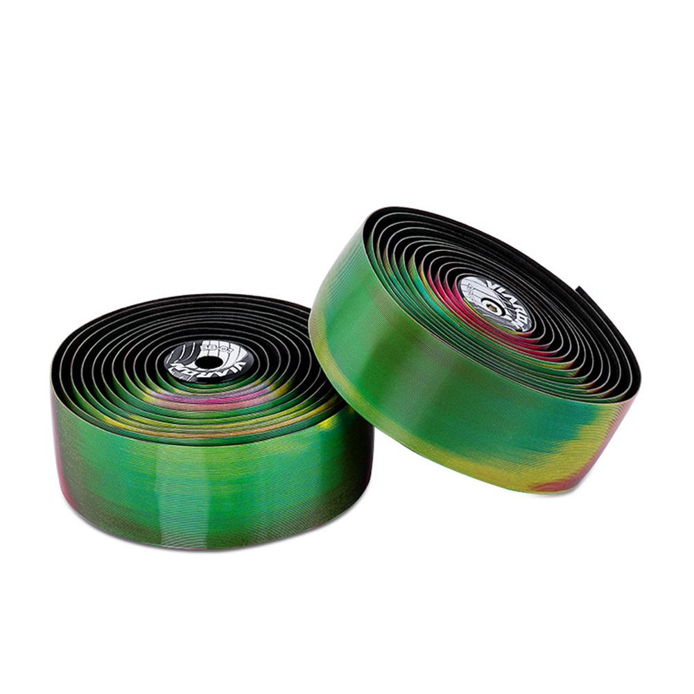 Bicycle Handlebar Tape Road Bike Sports Handlebar Bandage Wrap Bent Bar Tape 5D colorful