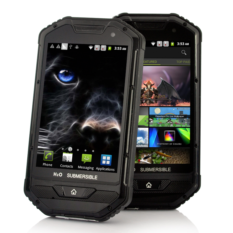 4 Inch Rugged Android Phone - Kolos (B)