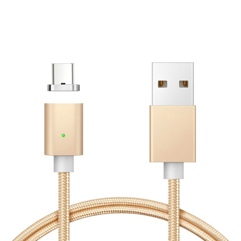 Magnetic USB Type C Cable Fast Charging