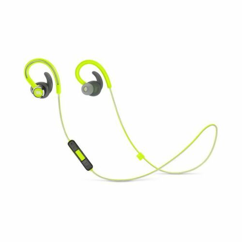 Bluetooth Earphone JBL Reflect Contour 2.0 Ear Hook Type Wireless Bluetooth Professional Sports Headset green