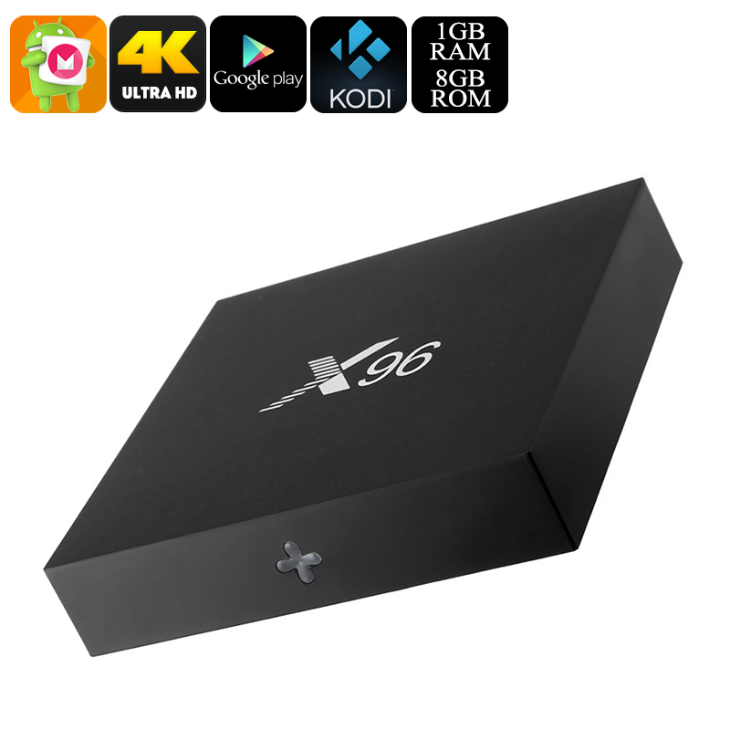X96 Android 6.0 TV Box (8GB)