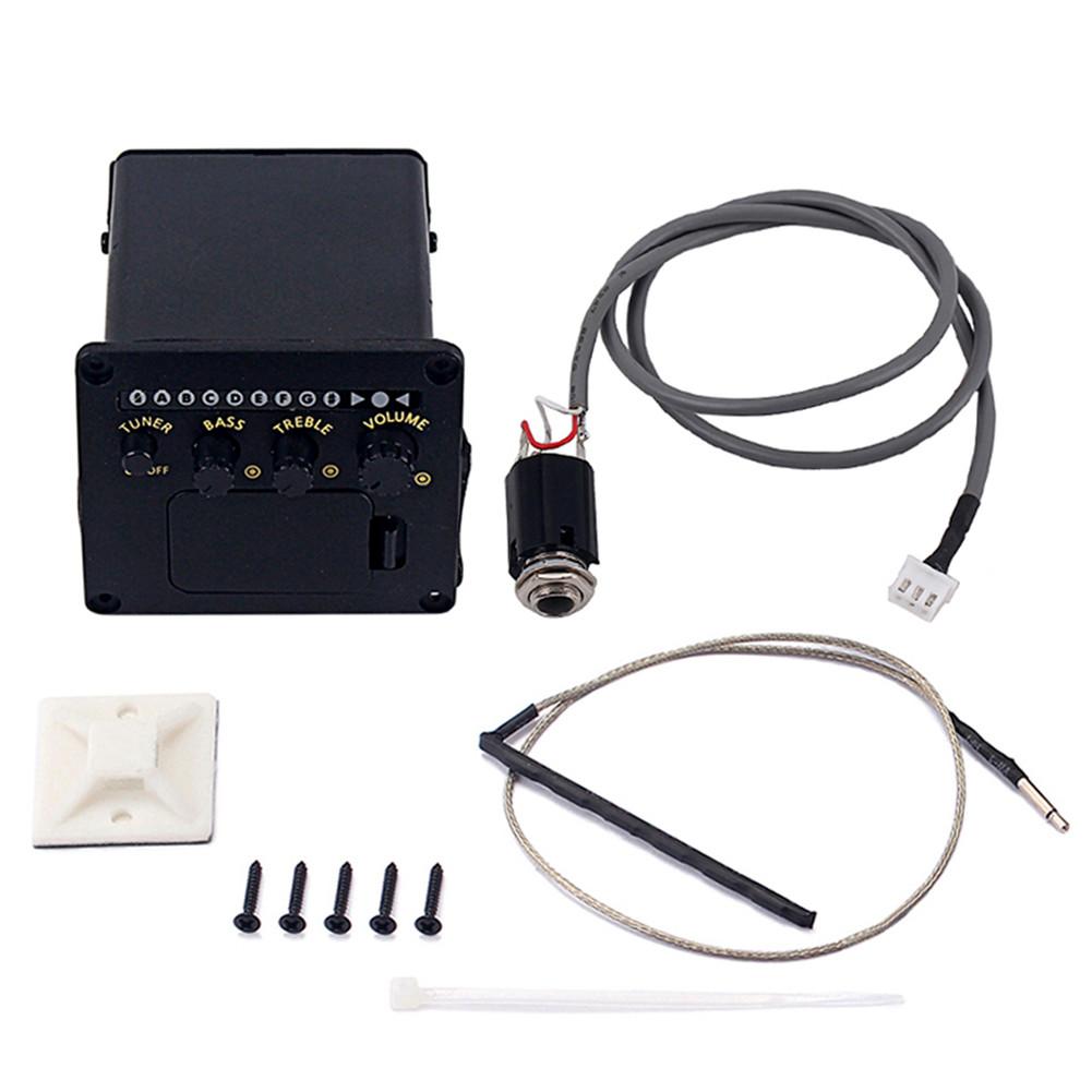 EQ Guitar Accessories Cable+Pickup stick+Screw+Pickup+Sticker