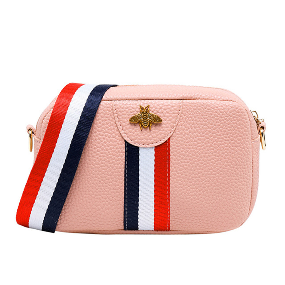 FemaleMini Portable Single-shoulder Bag -Pink