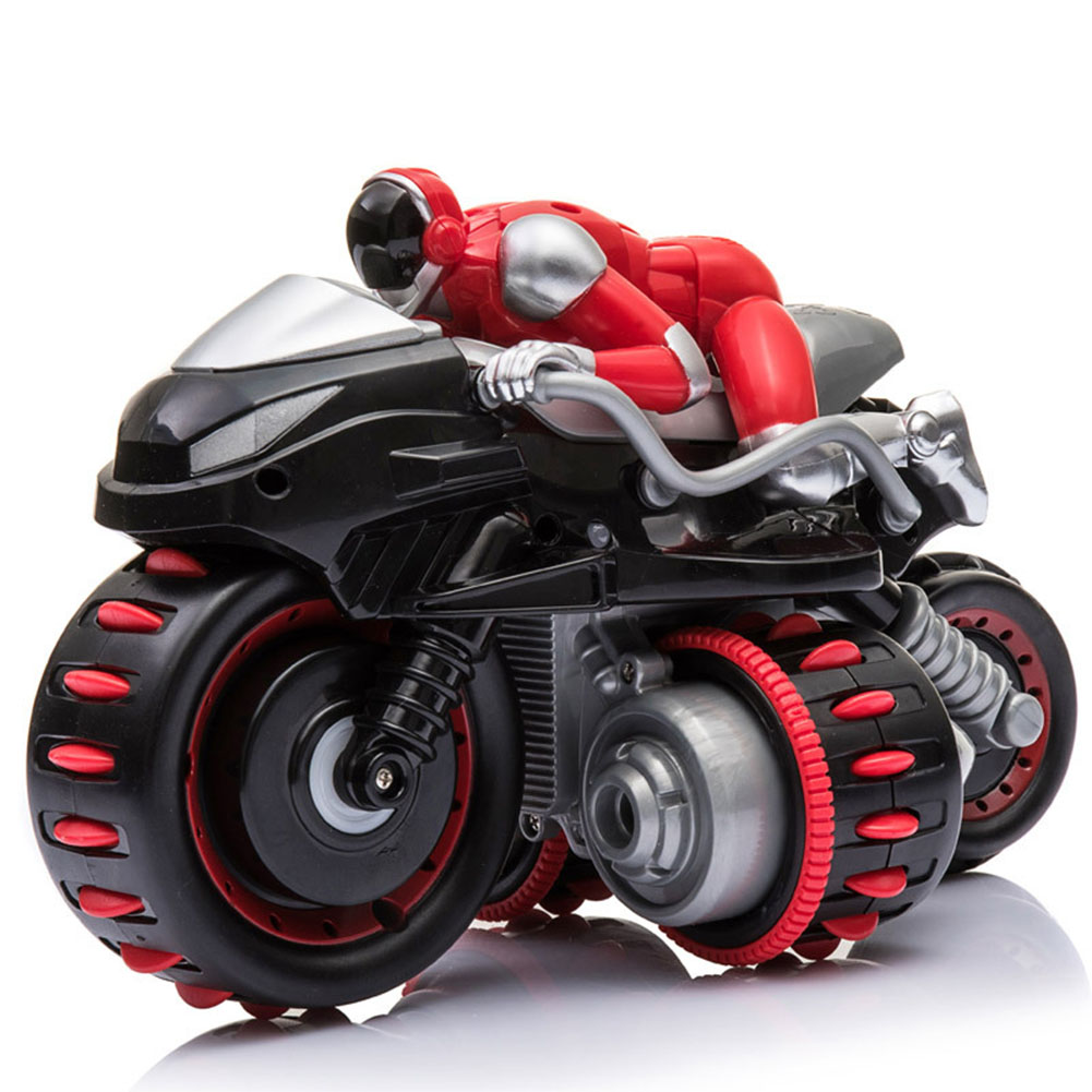 360° Rolling Motorcycle Toys