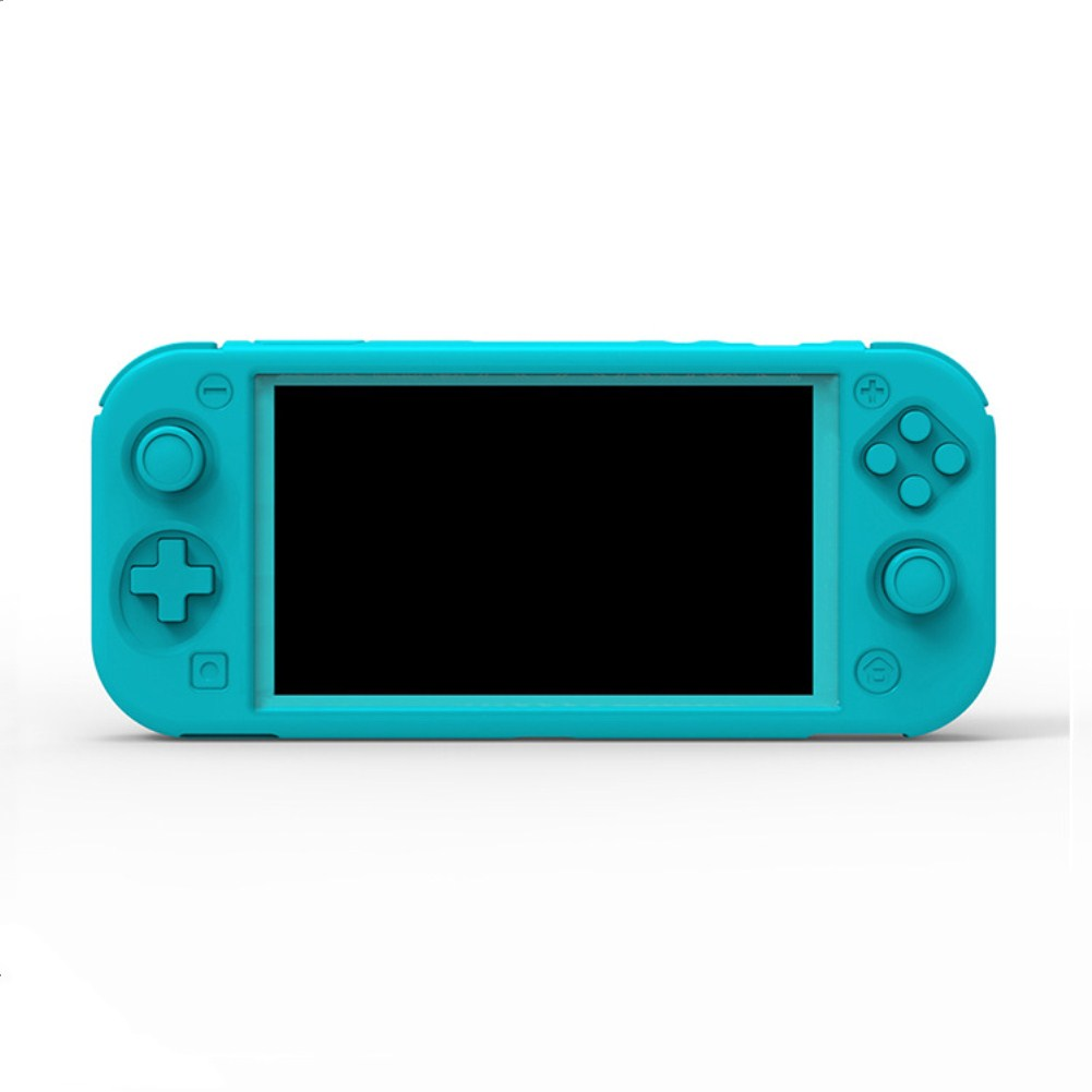 Silicone Protective Cover for Switch Lite Console green