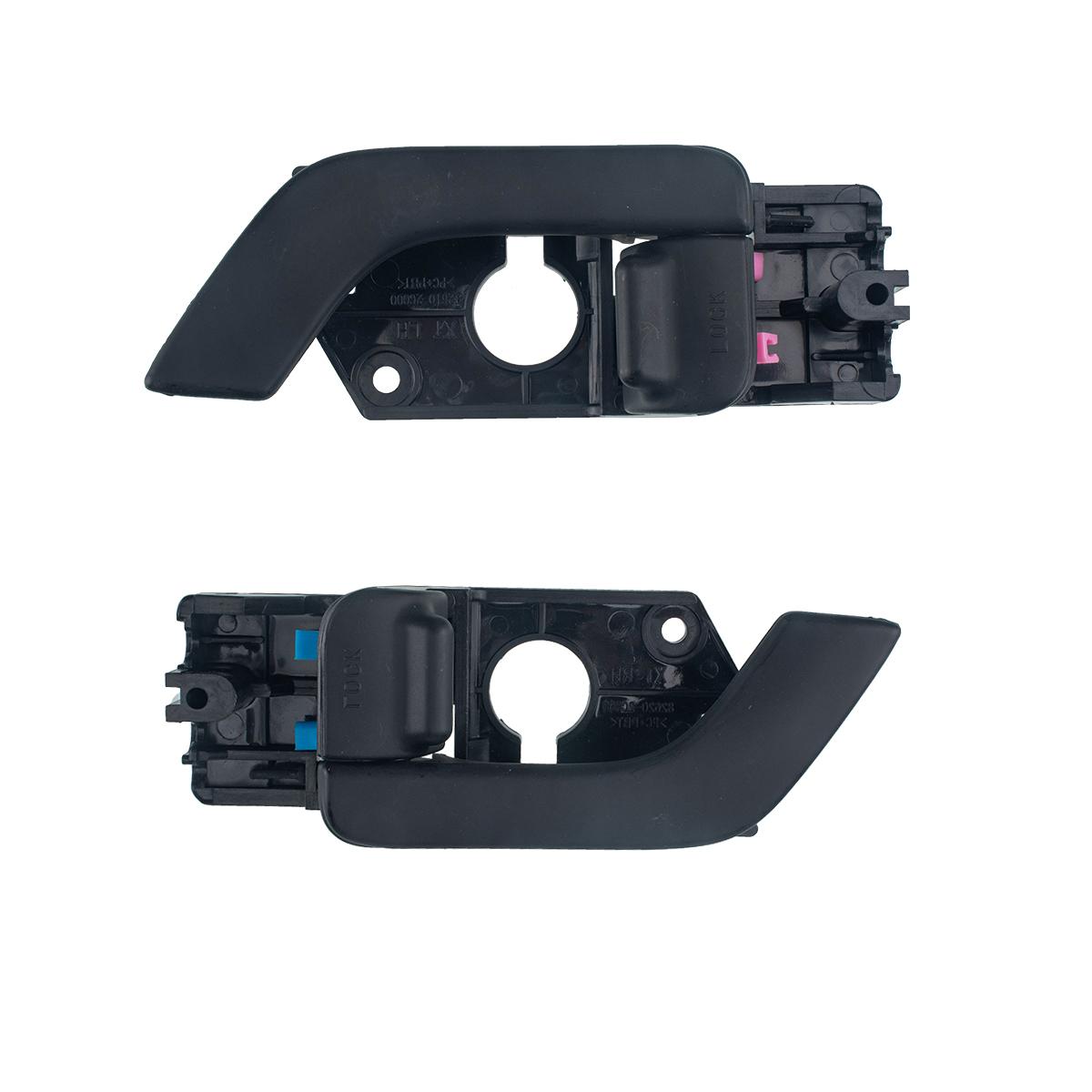 Car Door Inner Handle Car Inside Door Handle  OE:82610-2C000(L);82620-2C000(R) 1 pair-boxed inside the door handle