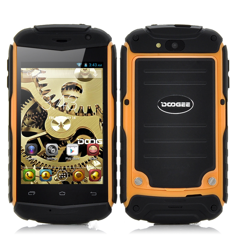 Wholesale Rugged Android Phone Doogee Rugged Phone From