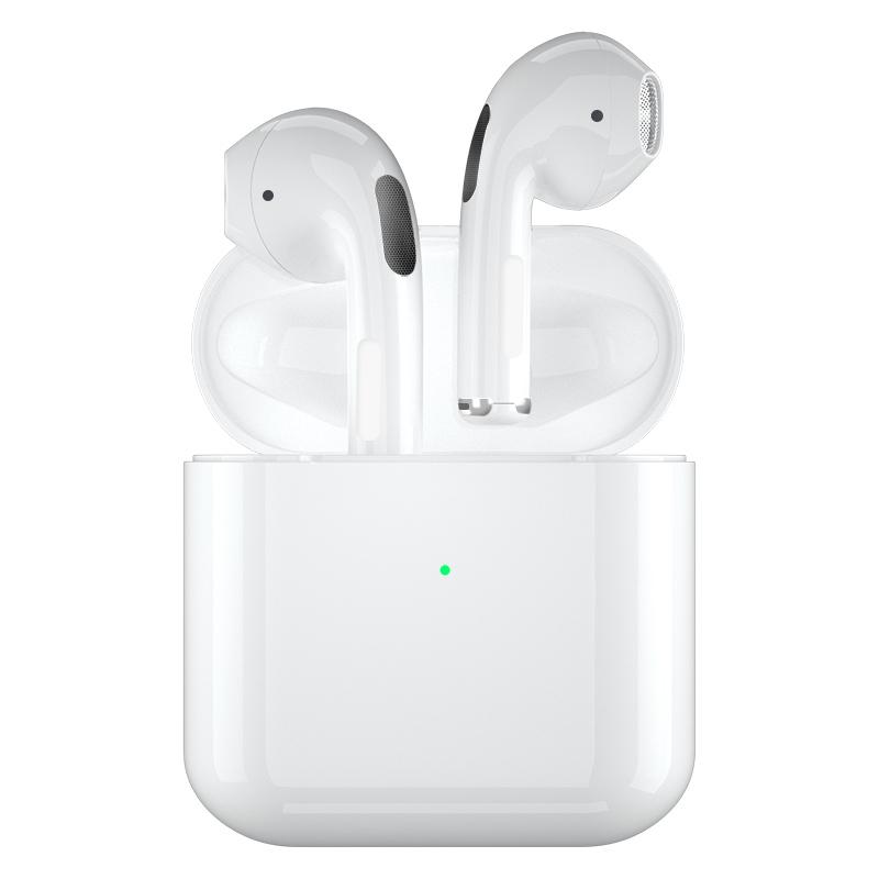 PRO 4 Bluetooth Earphone Wireless Bluetooth 5.0 Stereo in Ear Earbuds white