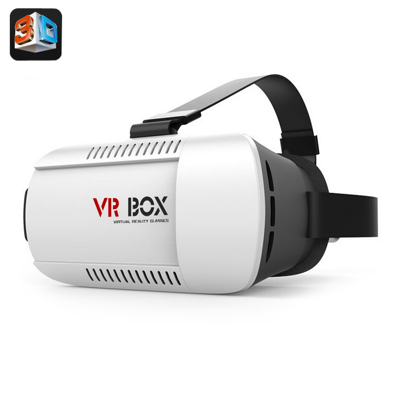 VR BOX 3D Video Glasses