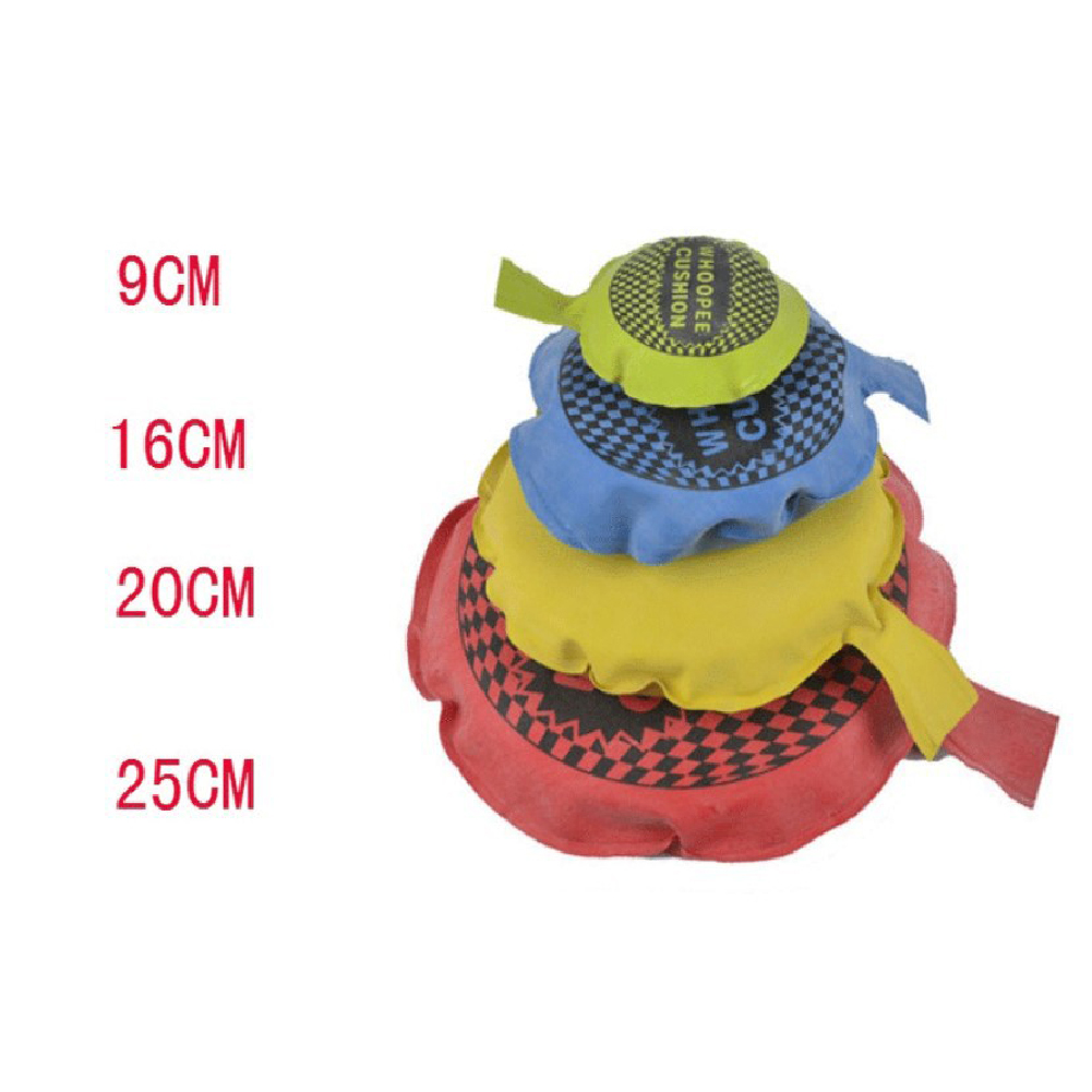 Whoopee Cushion Pad Spoof Tricky Joke Gag Toy Pranks Maker Novelty Game Tricky Toy April Fool's Day Funny Prop Medium