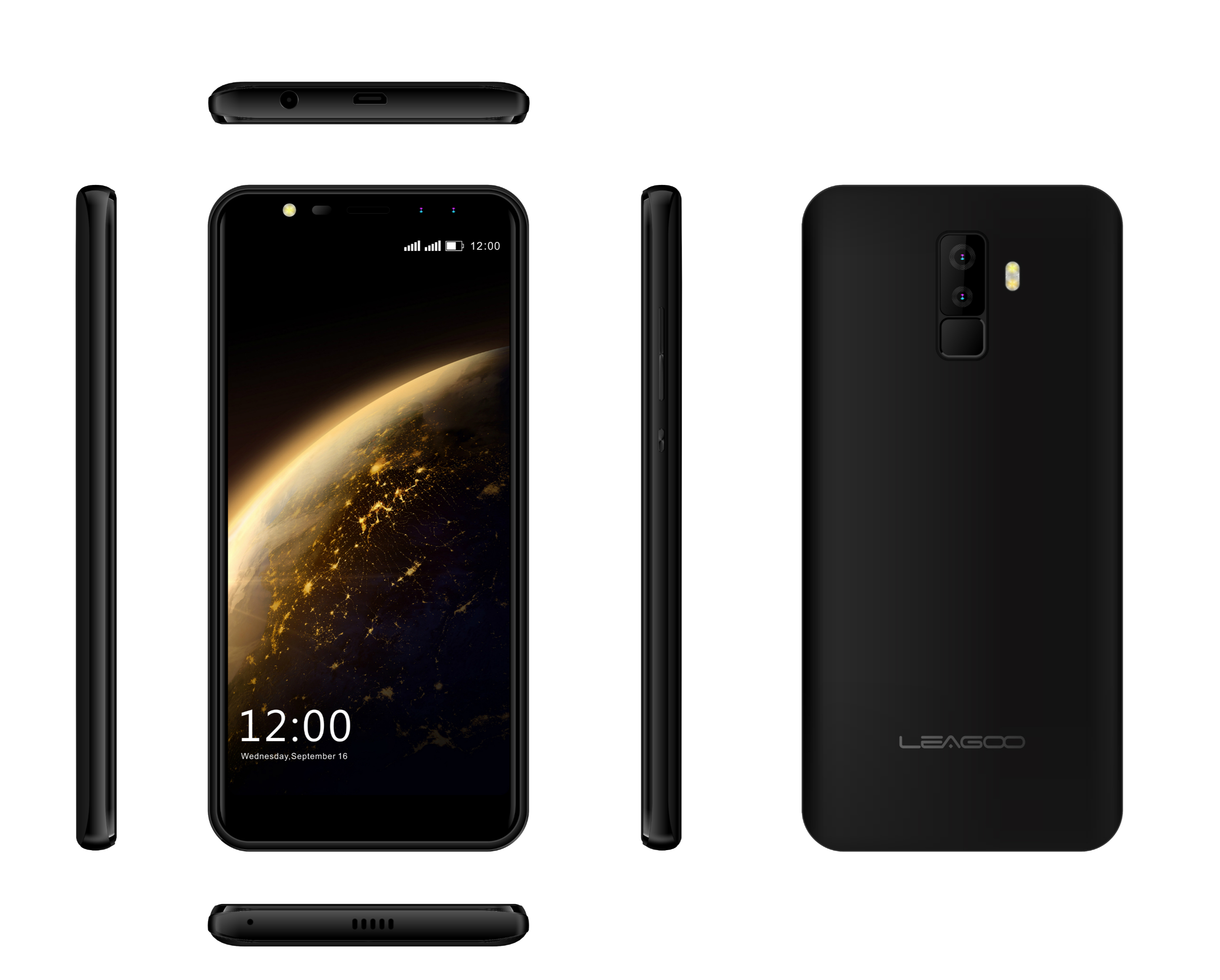 Leagoo M9 5.5 Inch 16GB Smart Phone