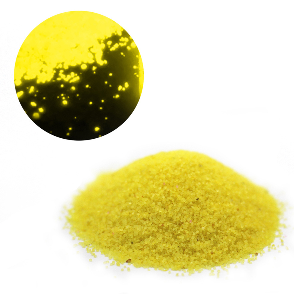 50g Luminous Sand Glow in The Dark Party DIY Bright Paint Star Wishing Bottle Fluorescent Particles Toy Gold
