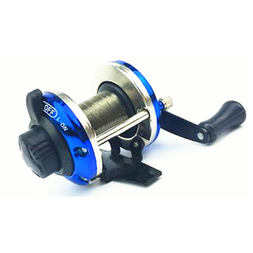 [EU Direct] Release Rover Conventional Reel Inshore and Offshore Saltwater and Freshwater Reel Red