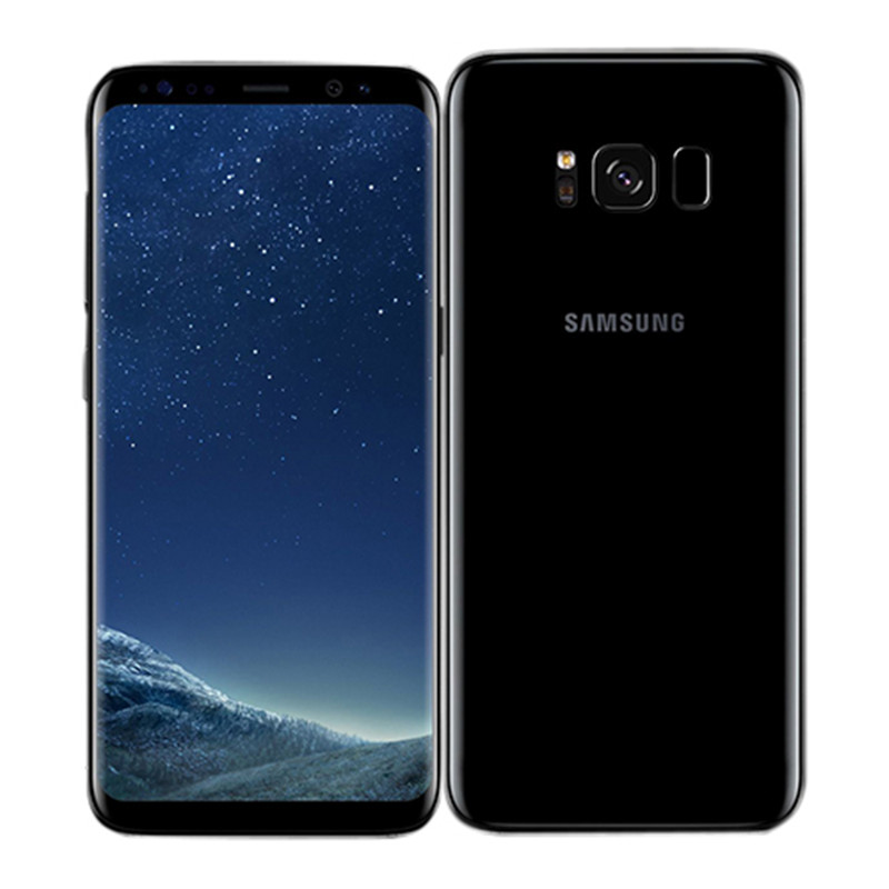 Refurbished Samsung Galaxy S8 4G LTE Android Octa Core Fingerprint 5.8