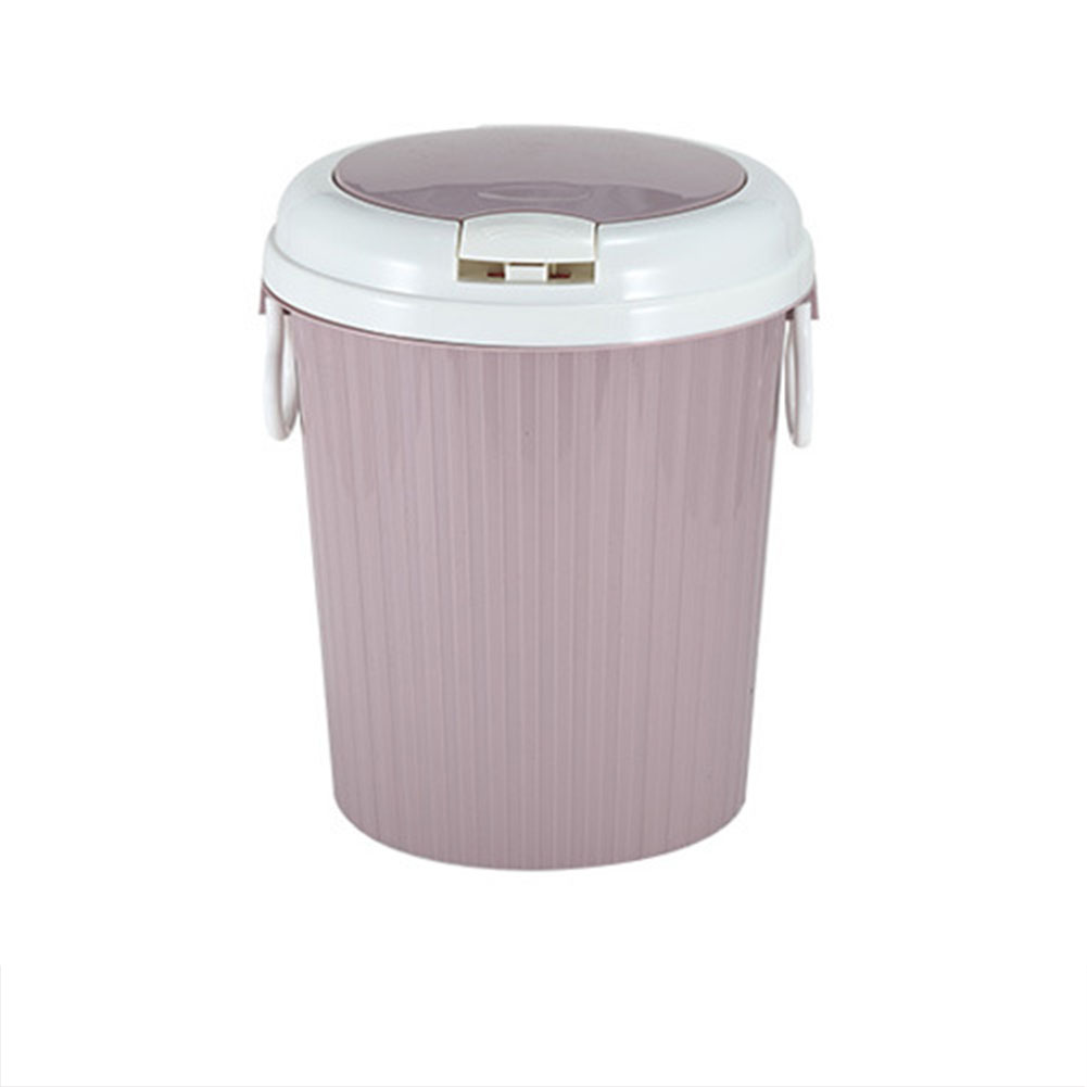 Portable Trash Can Garbage Bin