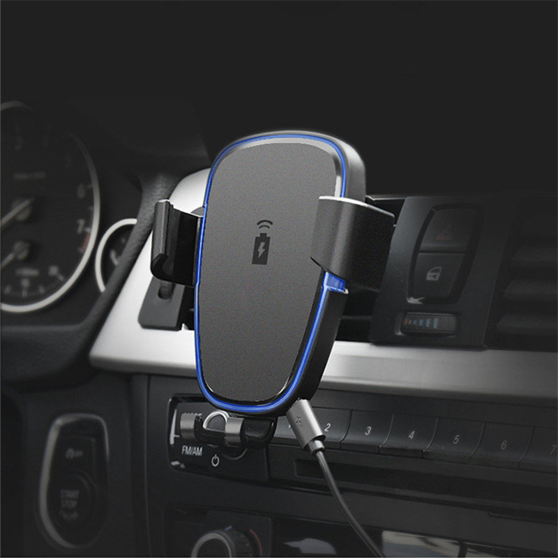 Wireless Car Smartphone Charger