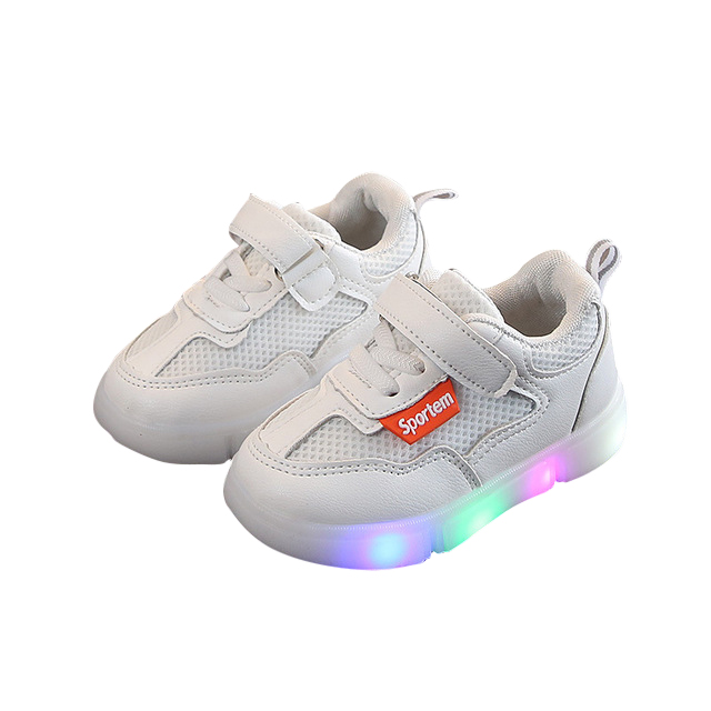 Children LED Lighting Casual Sports Shoes