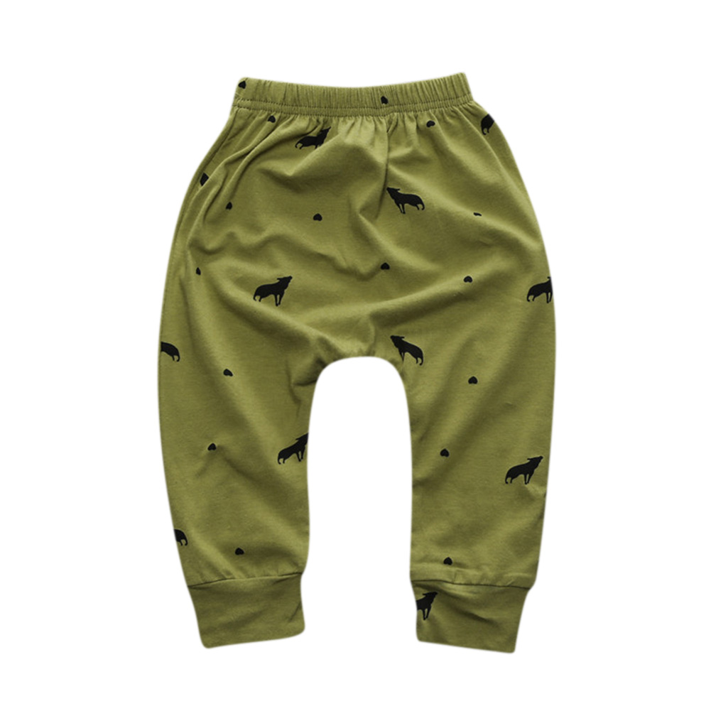 Stylish Baby Boy Girl Harem Pants Cute Long Trousers Birthday Christmas Gift