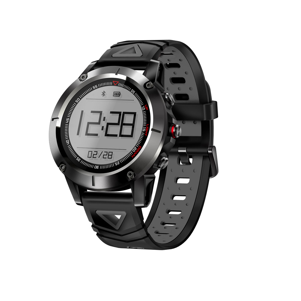 Gray Smart Sports Watch