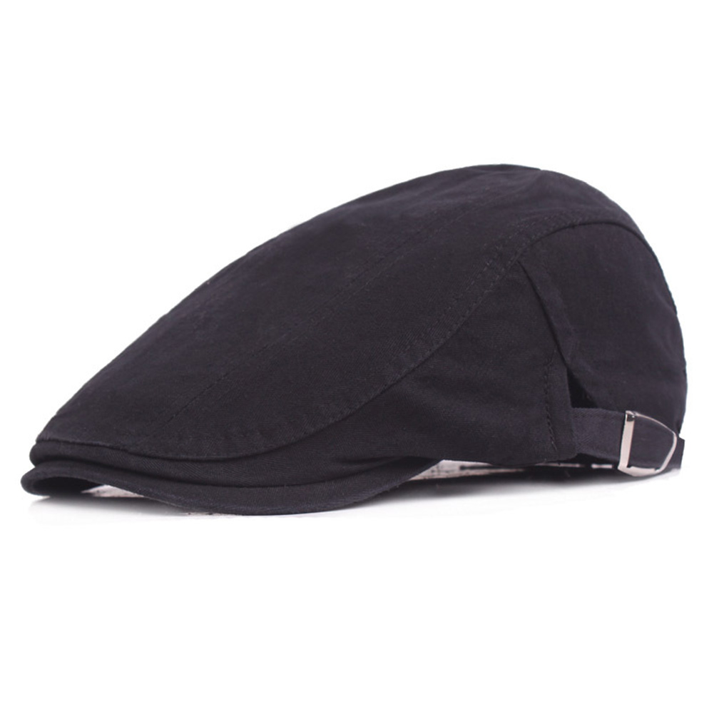 Unisex Cotton Adjustable Breathable Peaked Cap Chic Outdoor Baseball Cap Gift