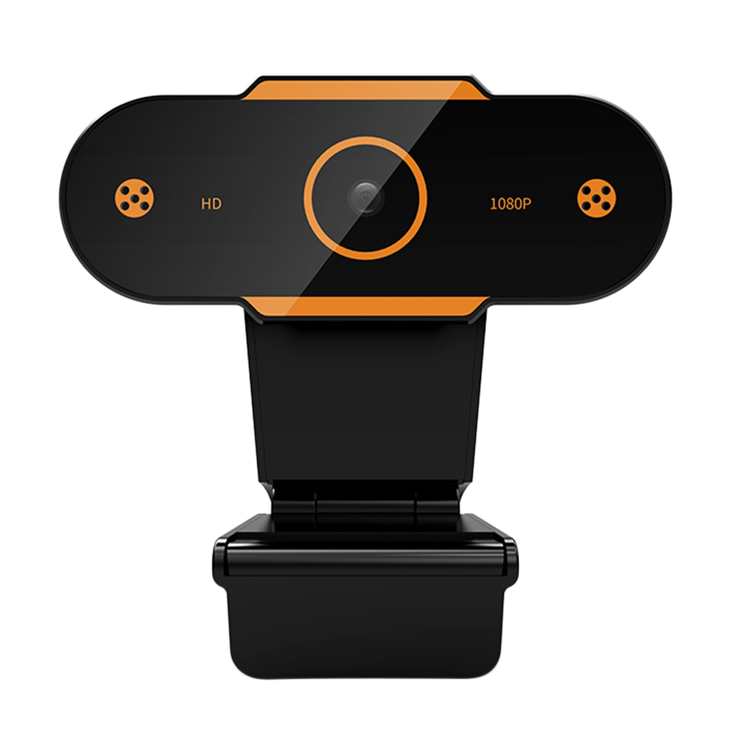 HD USB Webcam 1080P Web Camera for Live Broadcast Video Calling Home Conference Work 720P