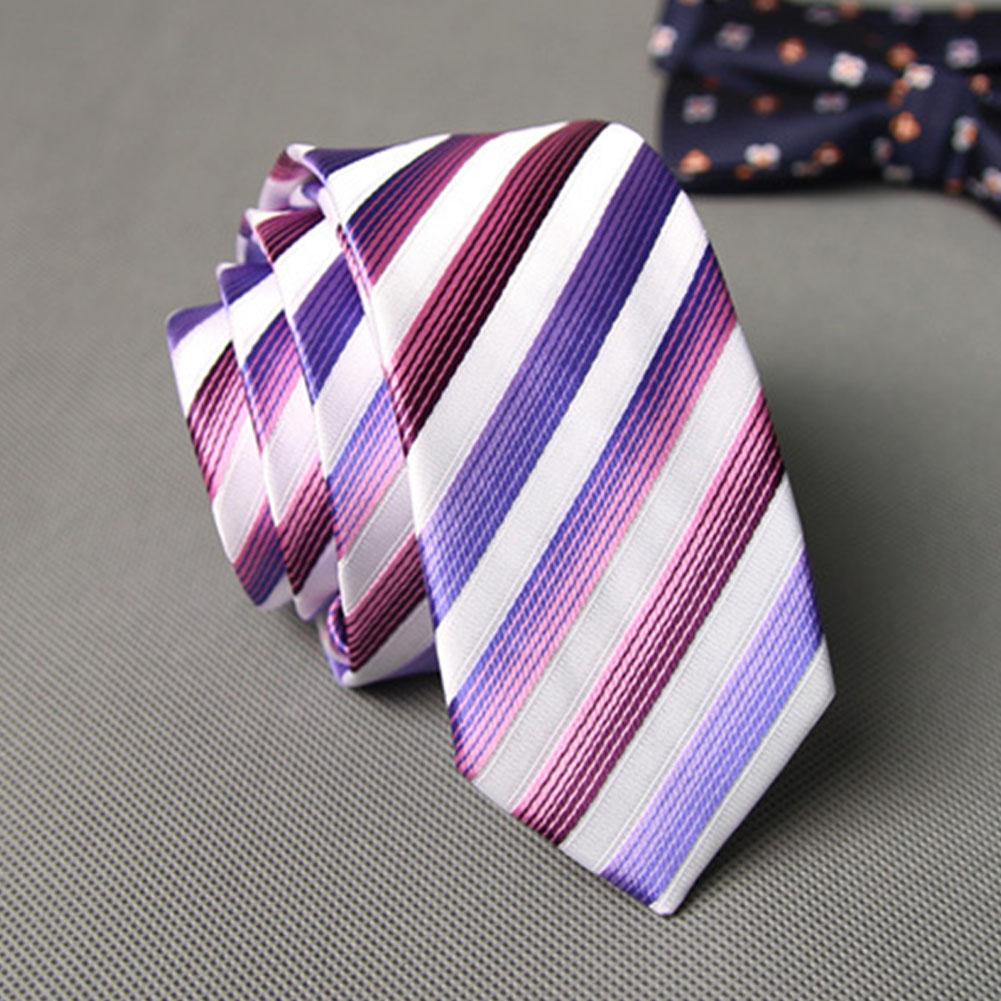 5cm Skinny Tie Classic Silk Solid Dot Narrow Slim Necktie Accessories Wedding Banquet Host Photo TSLD-005