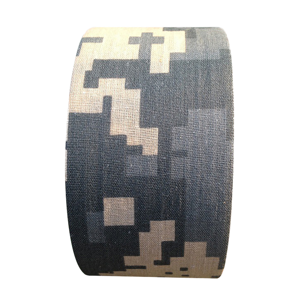 10m Outdoor Waterproof Cloth Base Hunting Camouflage Tape Riding Bicycle Sticker Tape ACU