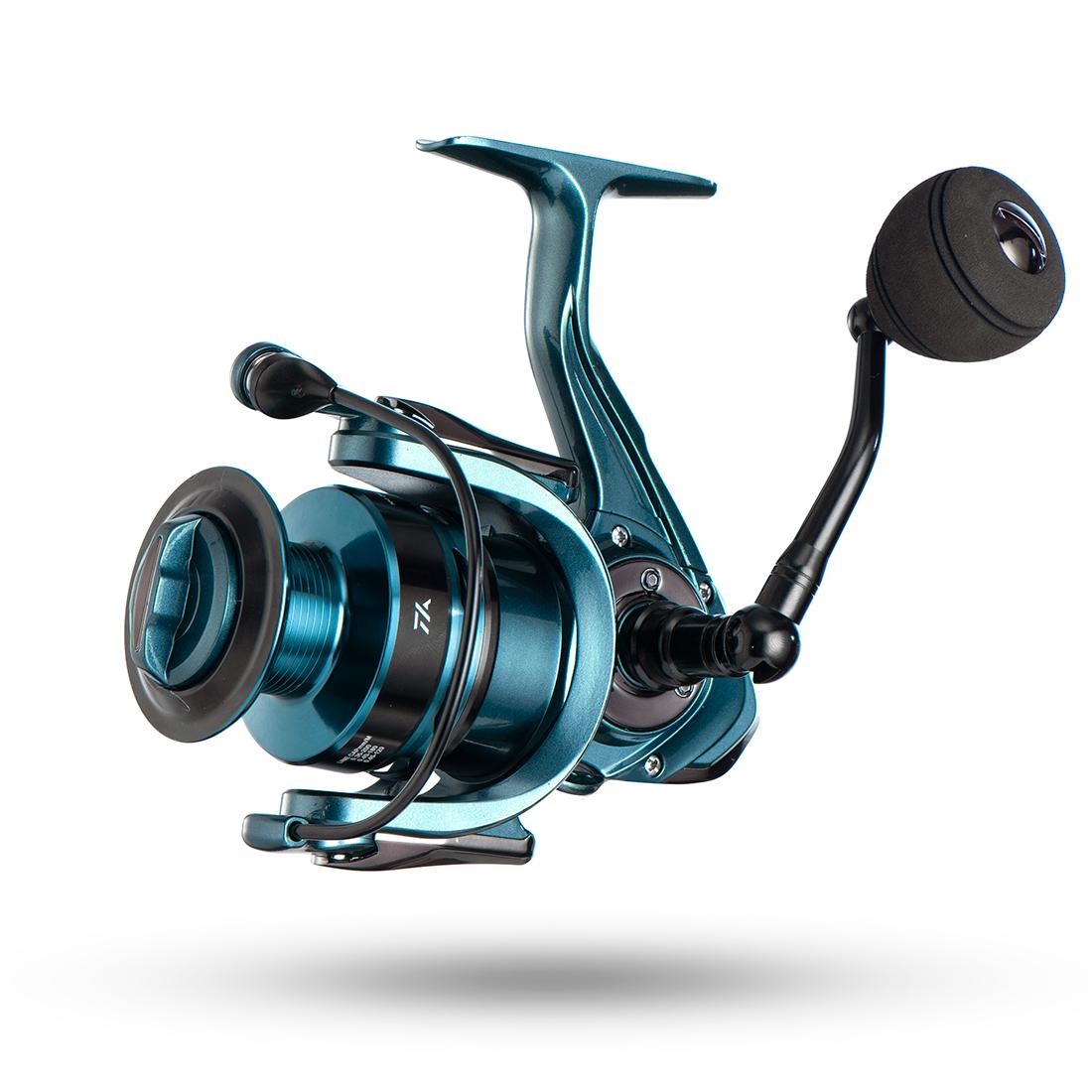 Fishing Reel 14+1BB Deep Spool 5.5:1 4.7:1 Gear Ratio High Speed Spinning Reel Casting reel Carp For Saltwater 4000 D deep cup