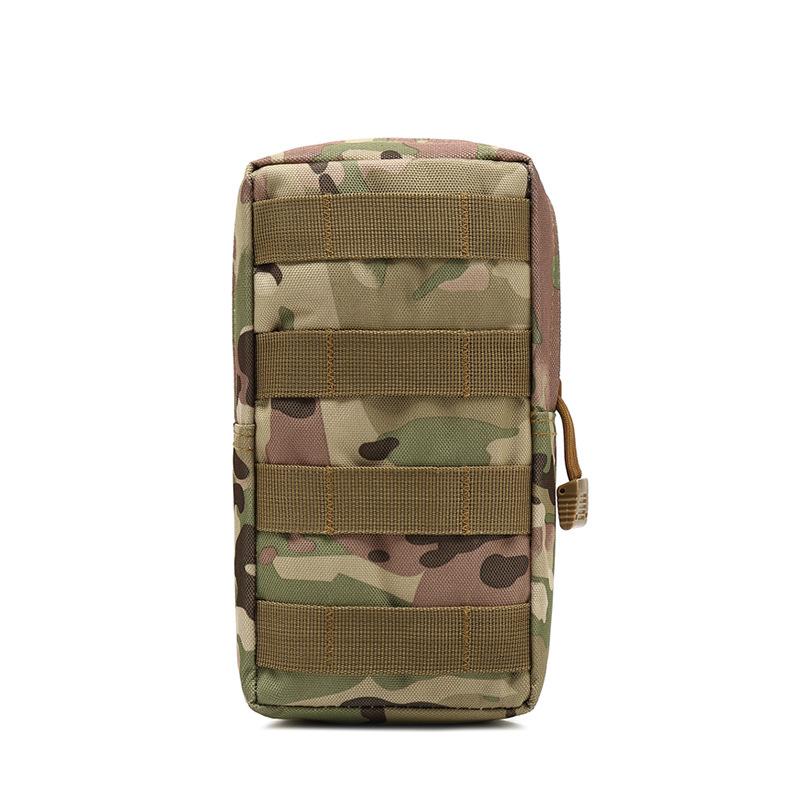Outdoor Sports Oxford Multifunctional Travel Waterproof Waist Pack Mini Emergency Bag